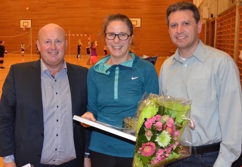 Volley-pige fra Sønderborg fik Frøs' lederpris